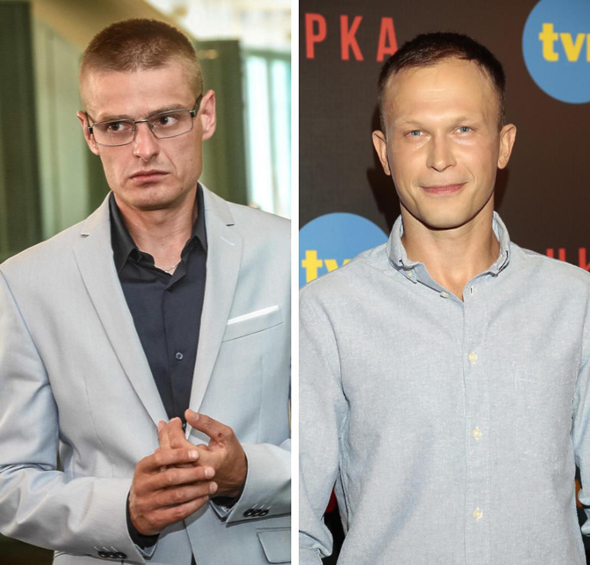 Piotr Trojan jako Tomasz Komenda w filmie