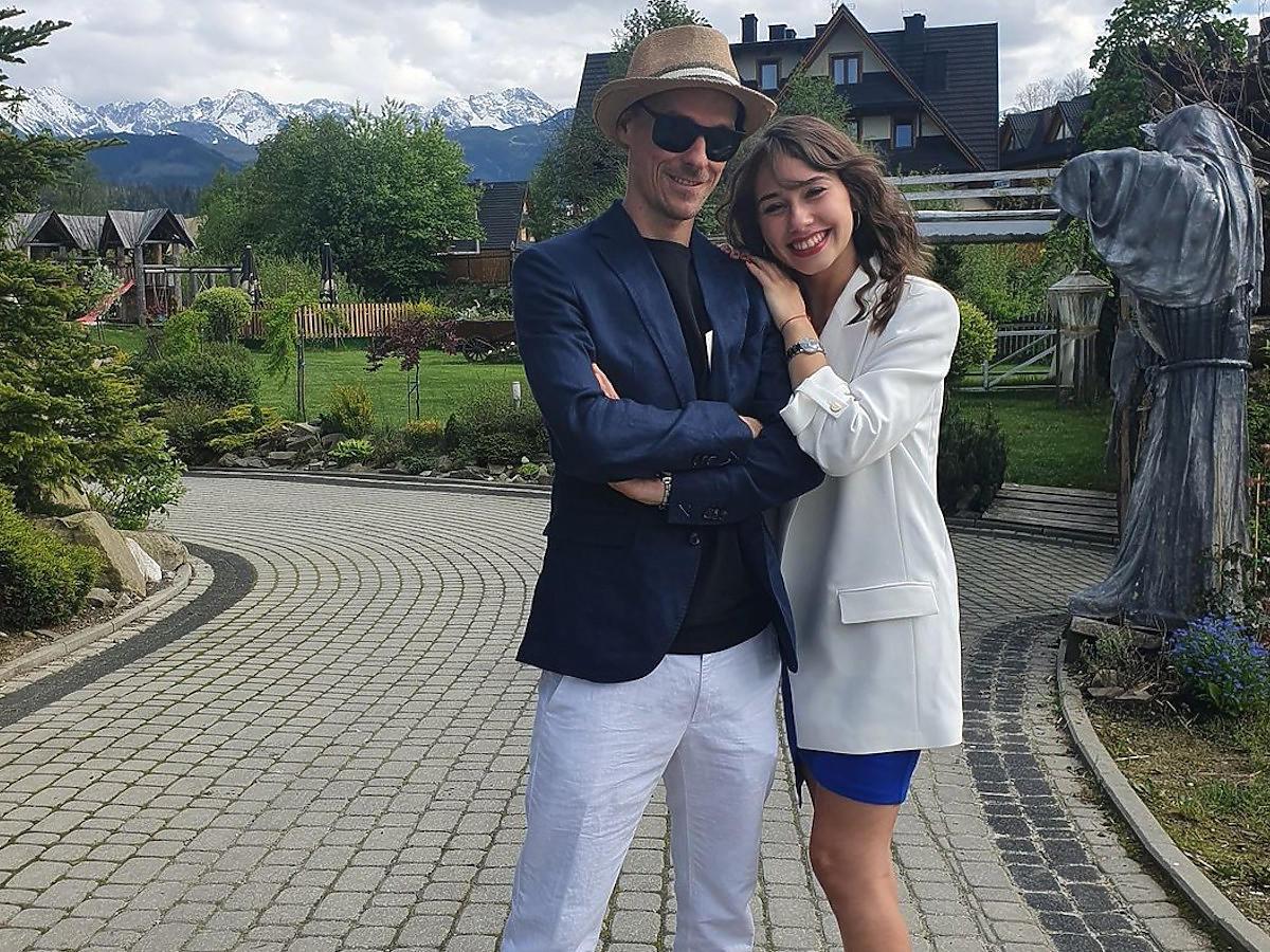 Piotr Żyła pokazał na Instagramie pierwsze wspólne zdjęcie z Marceliną Ziętek