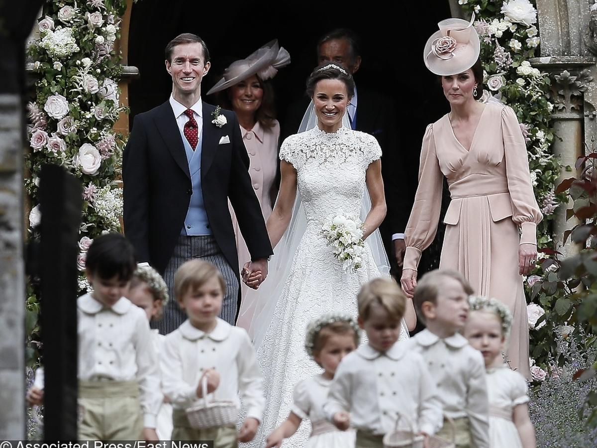 Pippa Middleton, księżna Kate