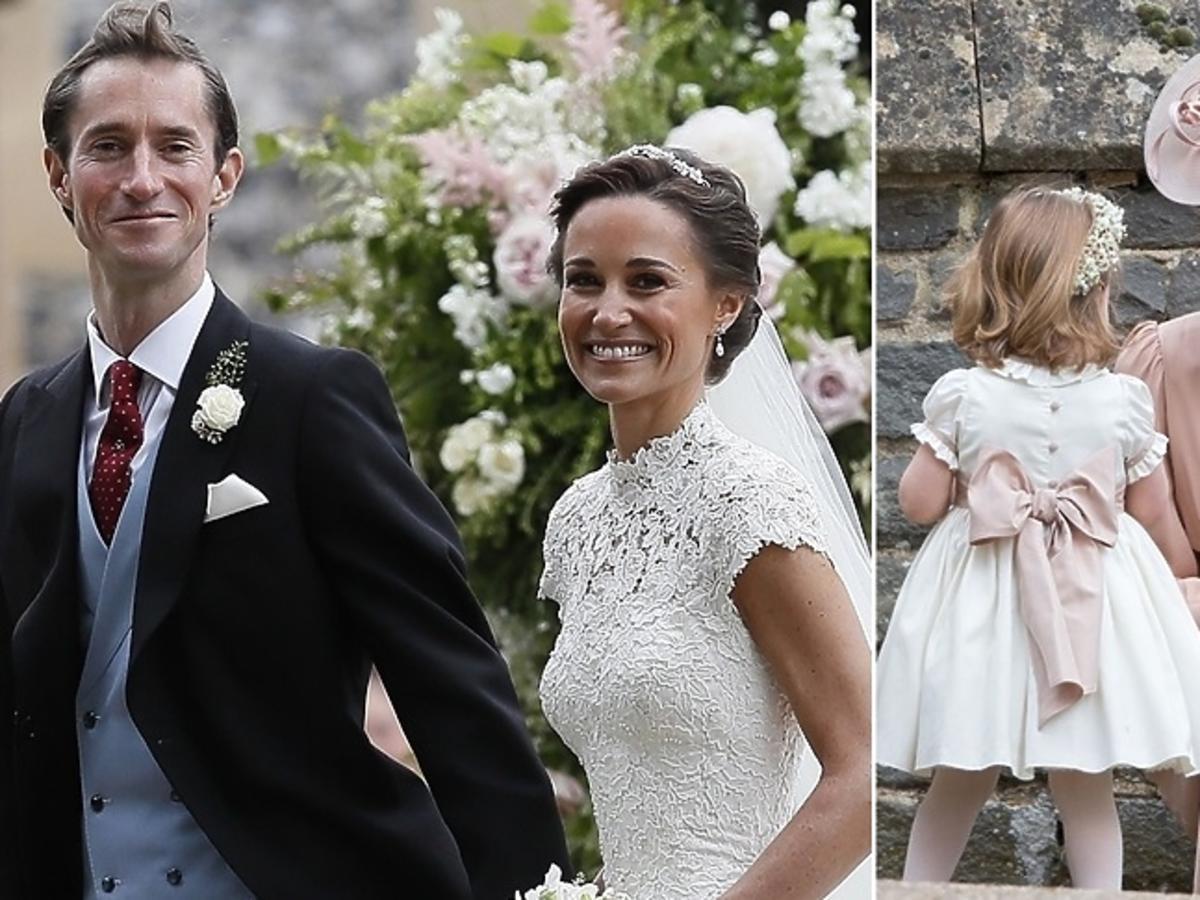 Pippa Middleton, księżna Kate, księżniczka Charlotte