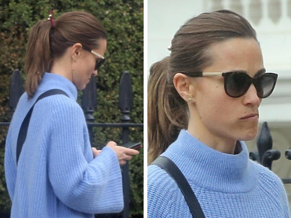 Pippa Middleton po ciąży