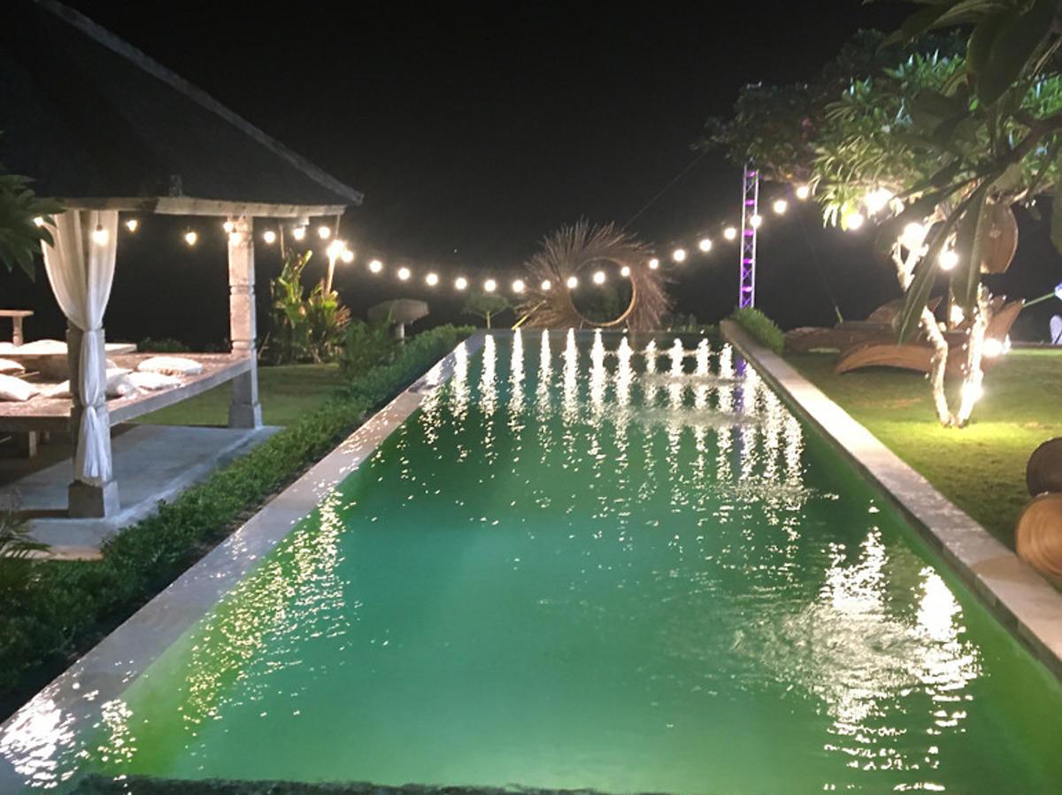 Plan programu Hotel Paradise