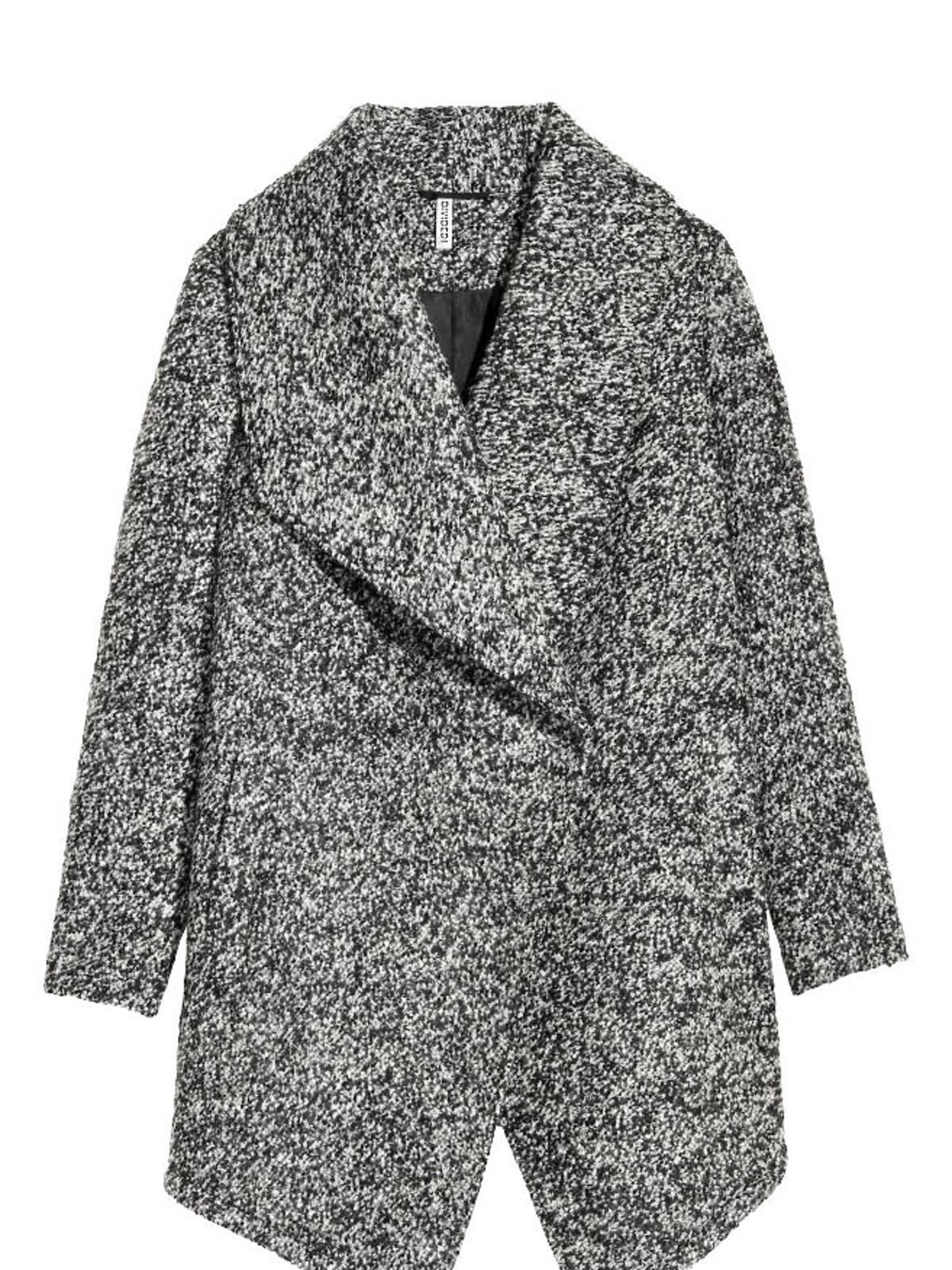 Płaszcz w kratkę H&M cena 229 zł