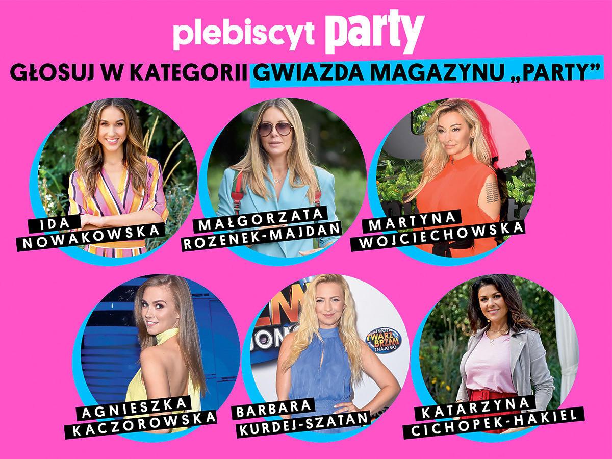 Plebiscyt na Gwiazdę Roku magazynu Party
