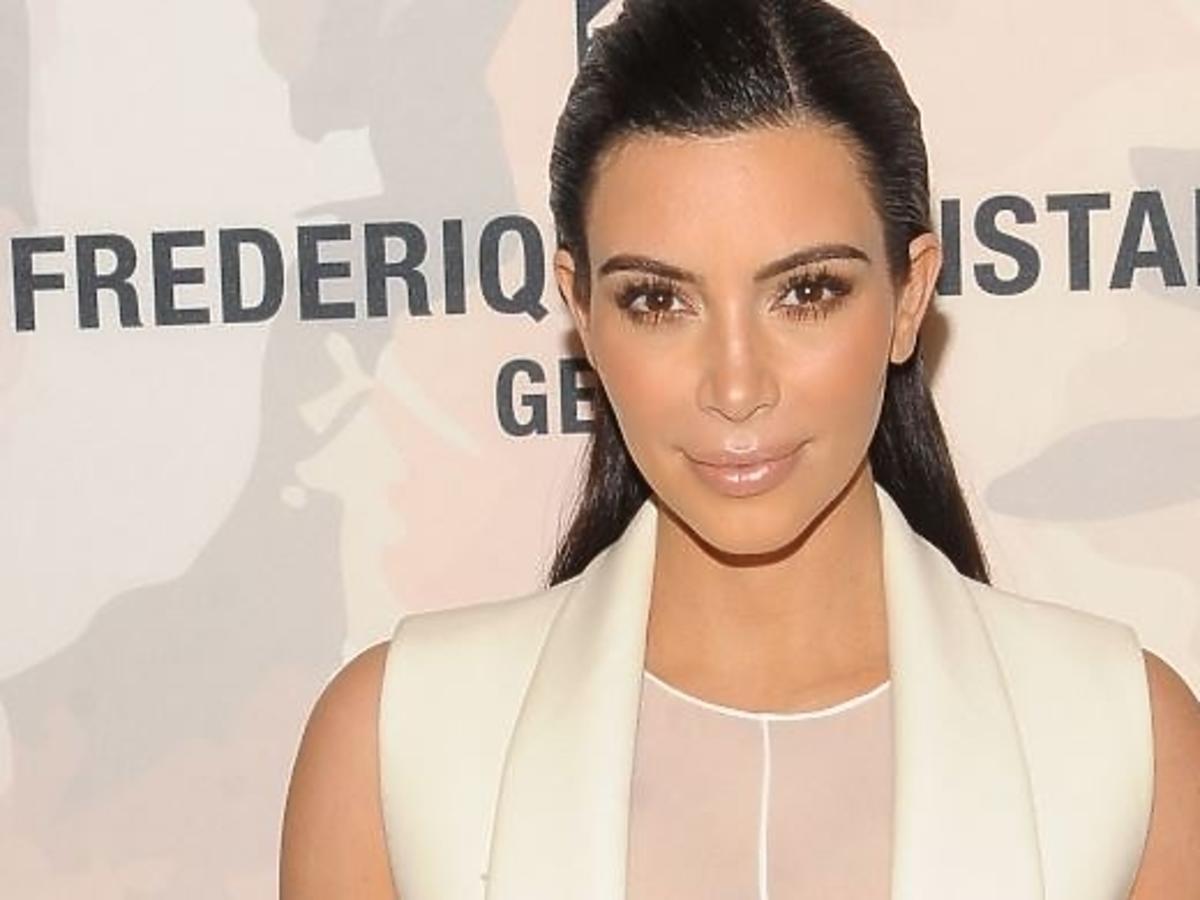 Płeć dziecka Kim Kardashian