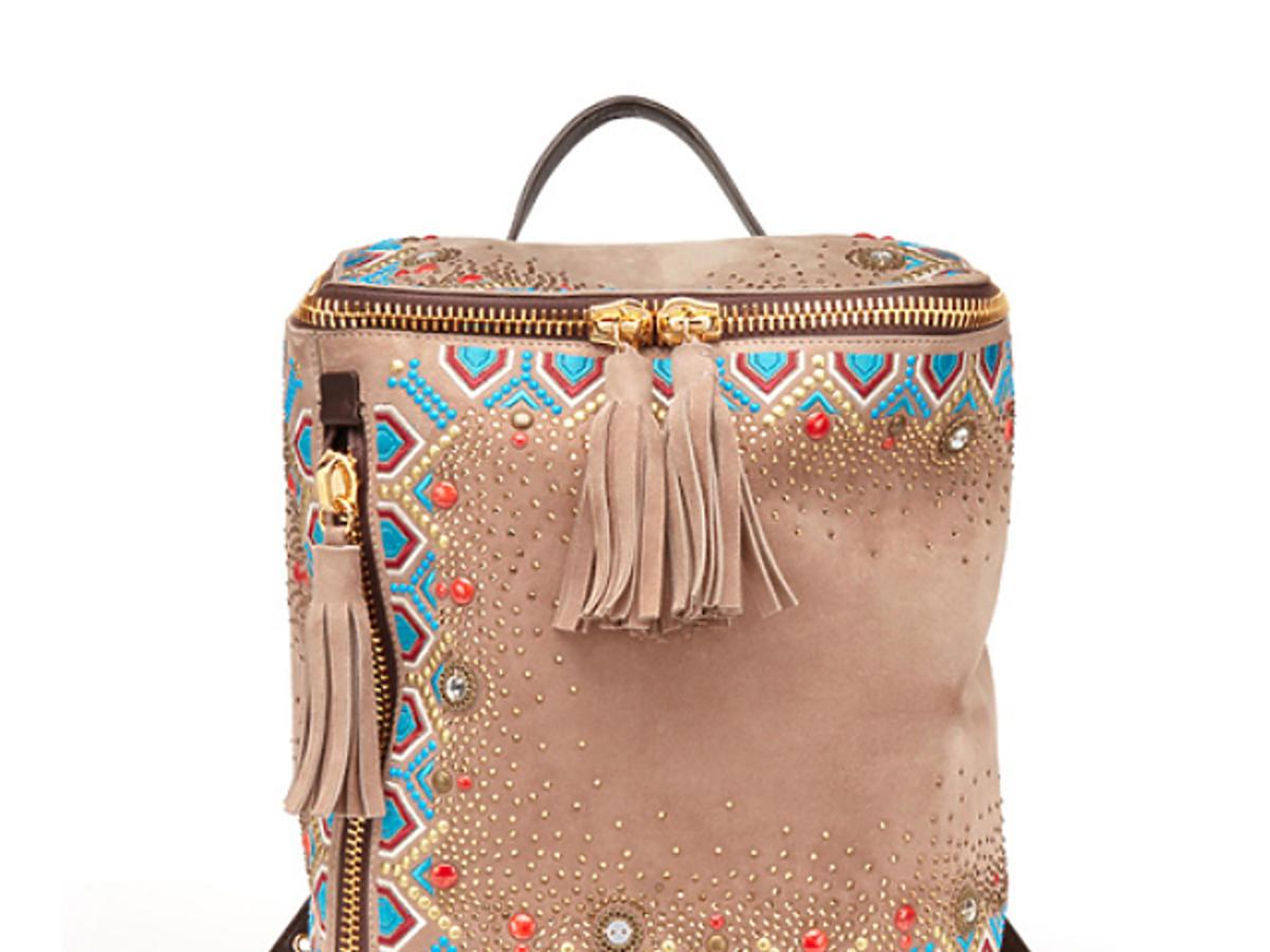 Plecak marki Giuseppe Zanotti, 8168 zł