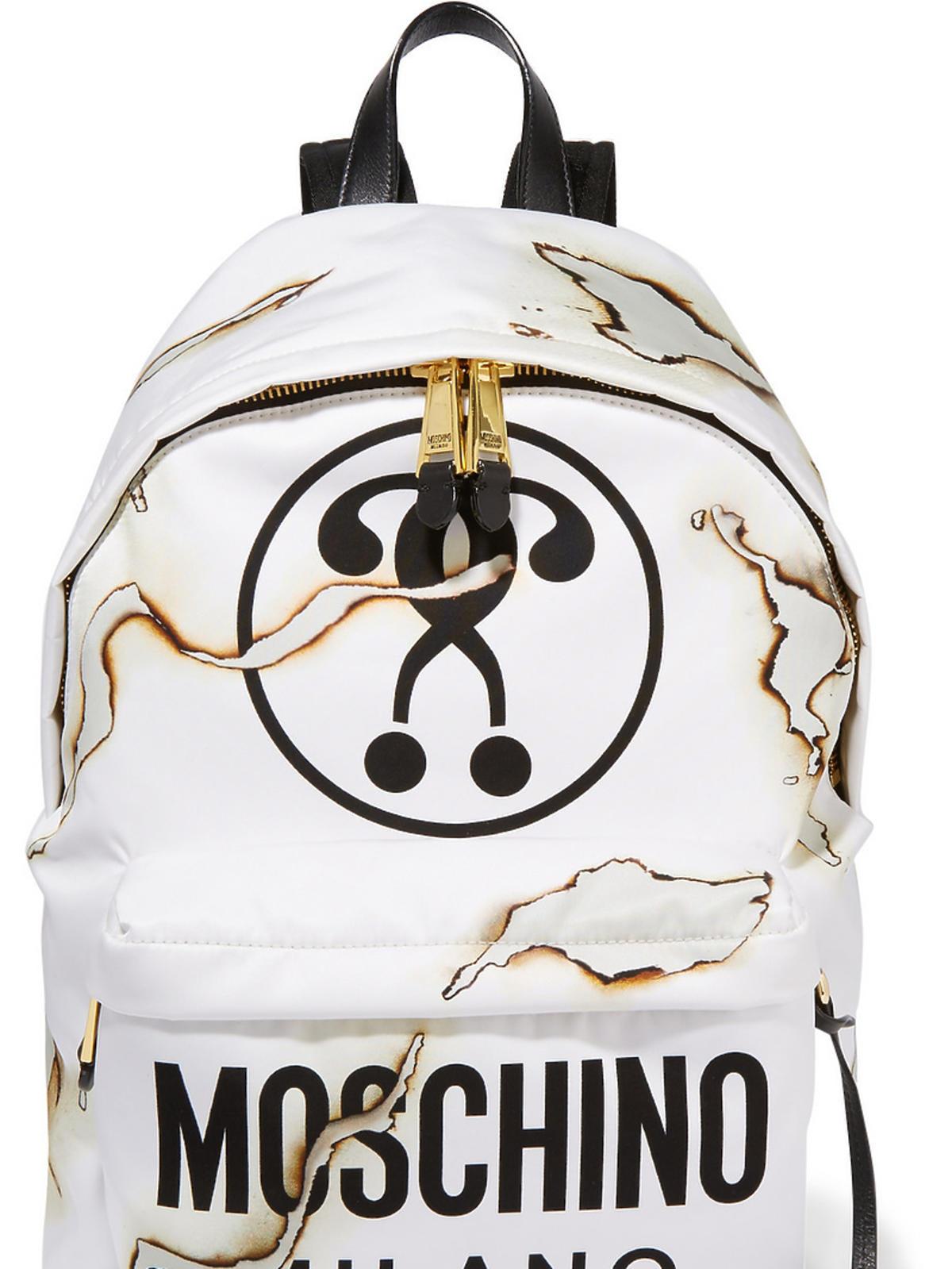 Plecak marki Moschino, 2244 zł