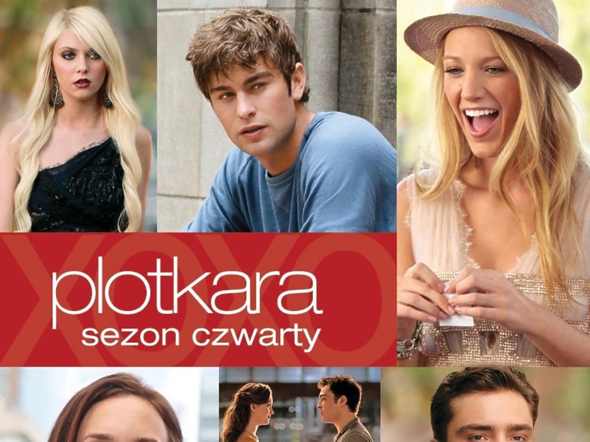 Plotkara 4 sezon na DVD