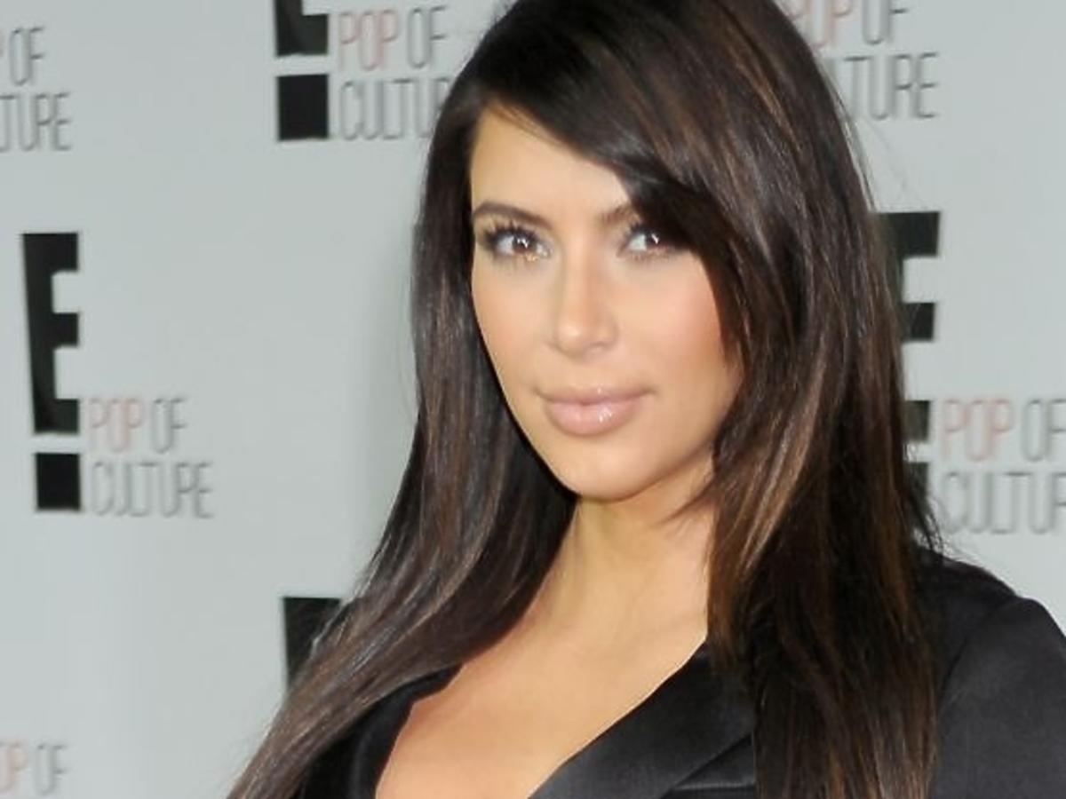 Pociążowa dieta Kim Kardashian