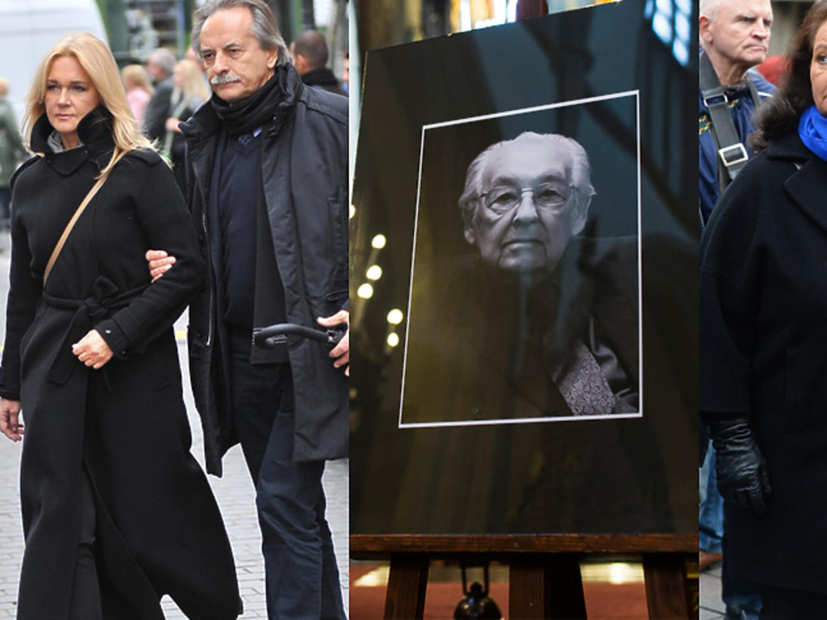 Pogrzeb Andrzeja Wajdy