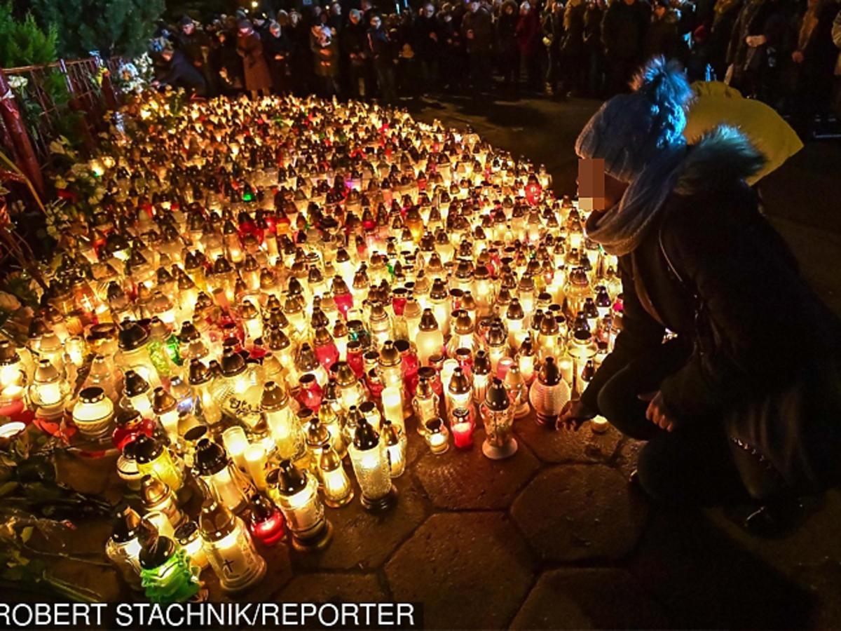 Pogrzeb ofiar pożaru w Koszalinie