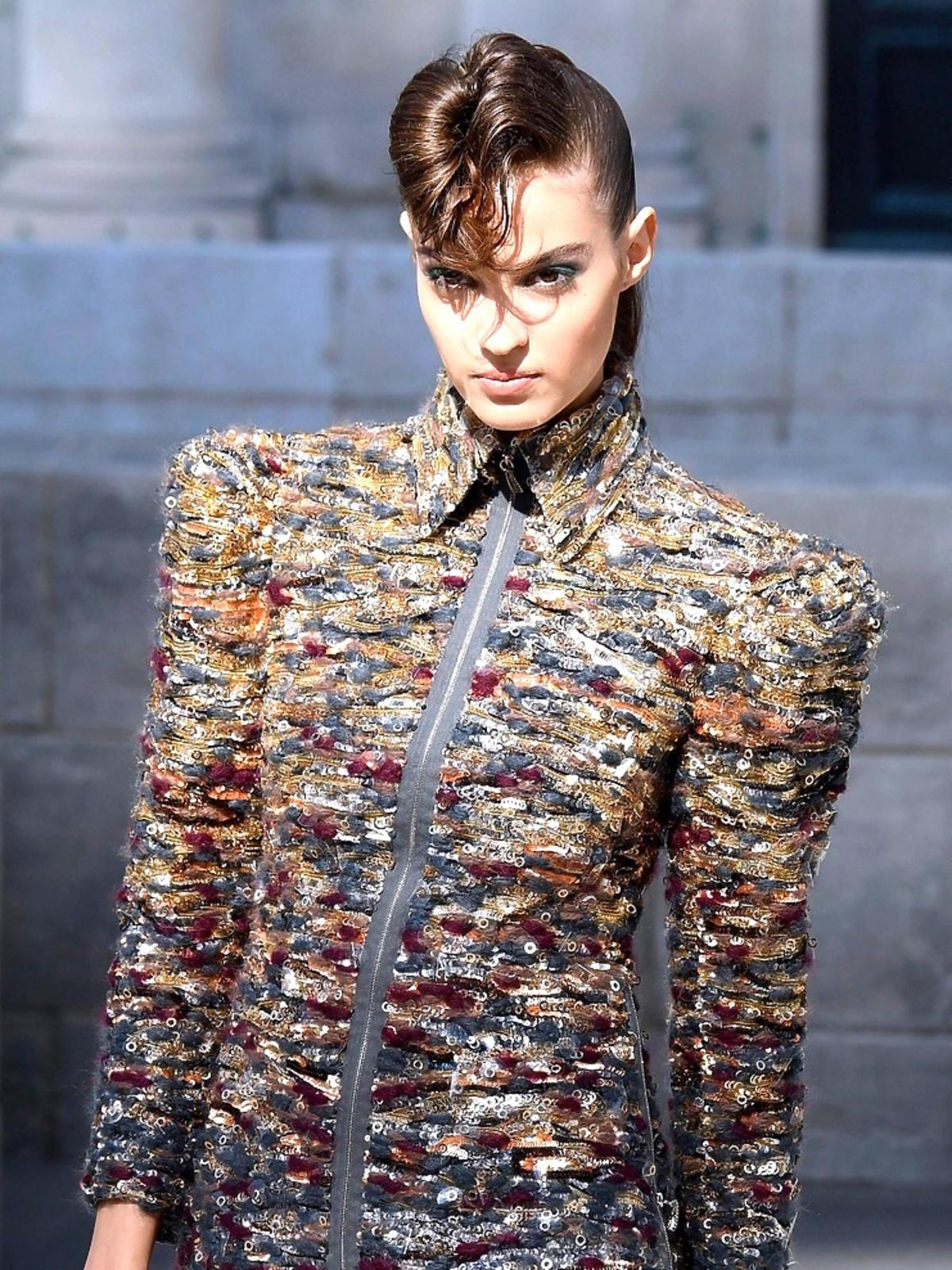 Pokaz Chanel haute couture jesień/zima 18