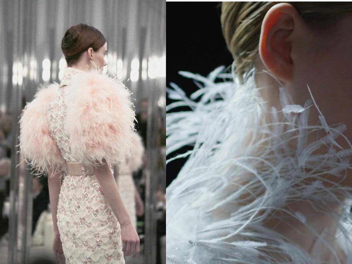 Pokaz Chanel haute couture wiosna/lato 17