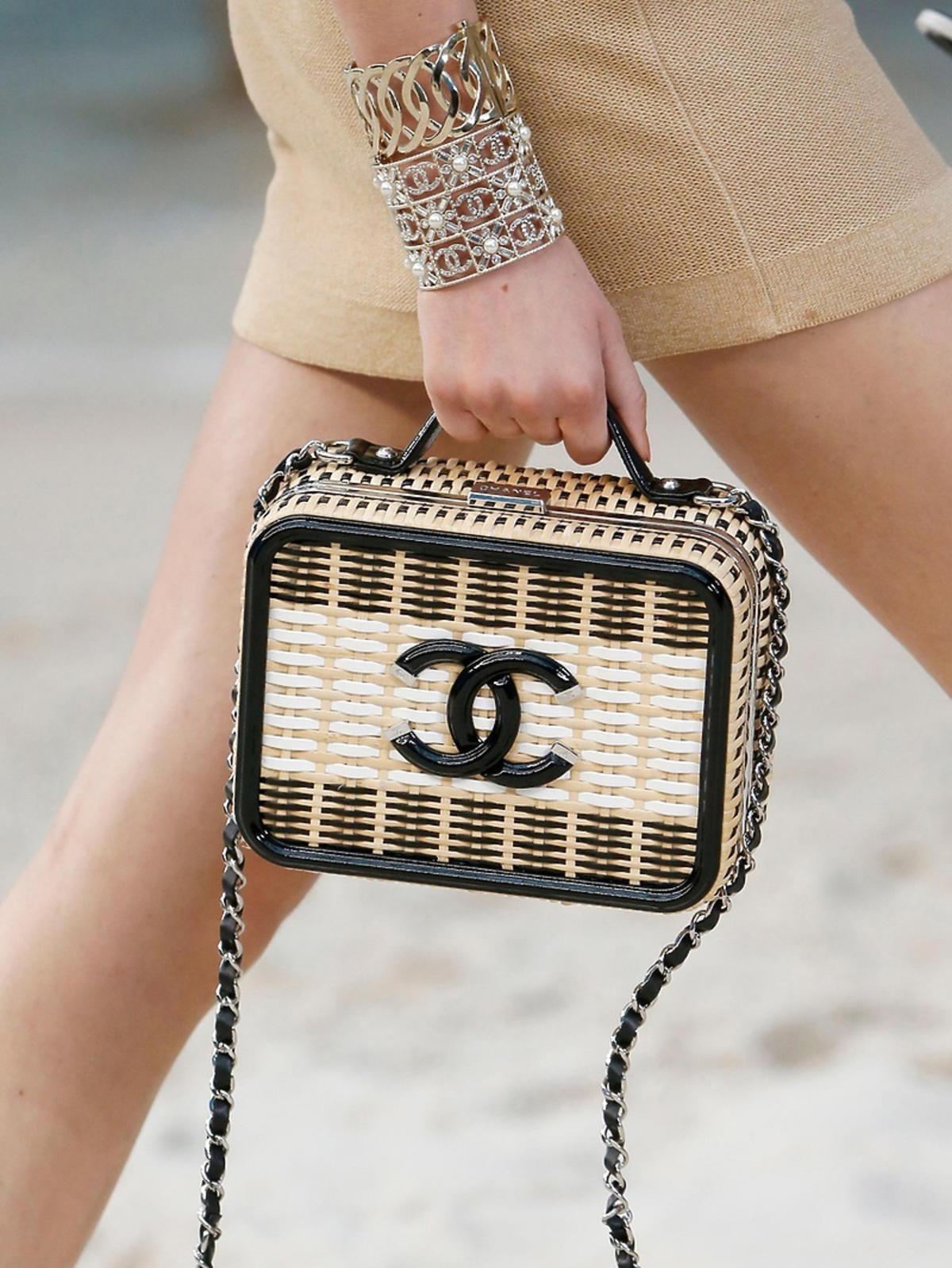 pokaz Chanel wiosna-lato 2019