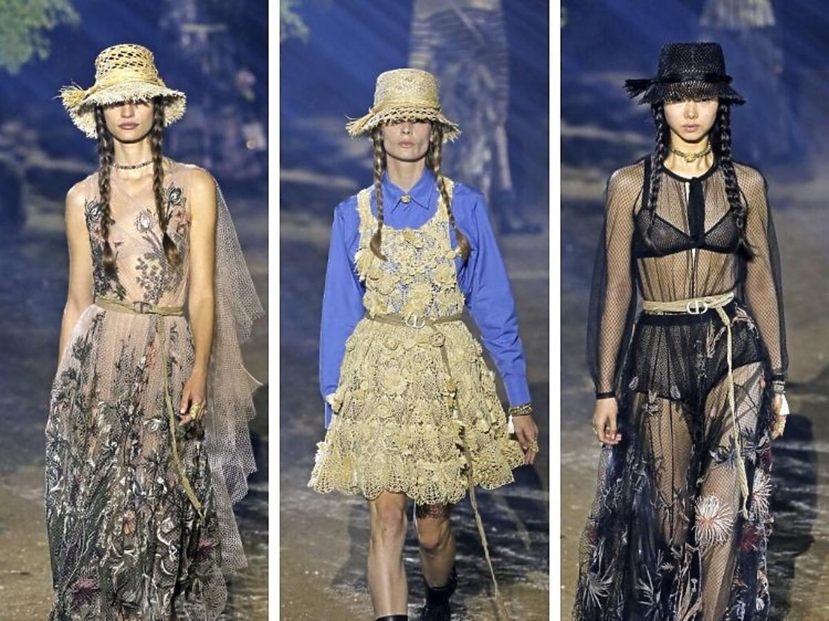 Pokaz Christian Dior wiosna-lato 2020