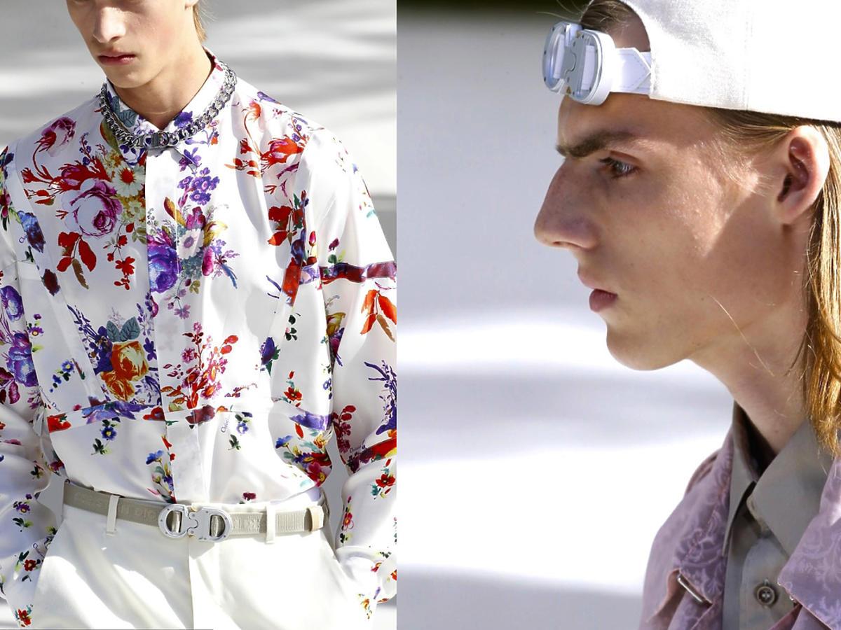 Pokaz Dior Men wiosna/lato 19