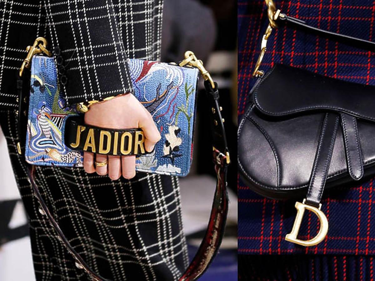Pokaz Diora na jesień/zimę 18