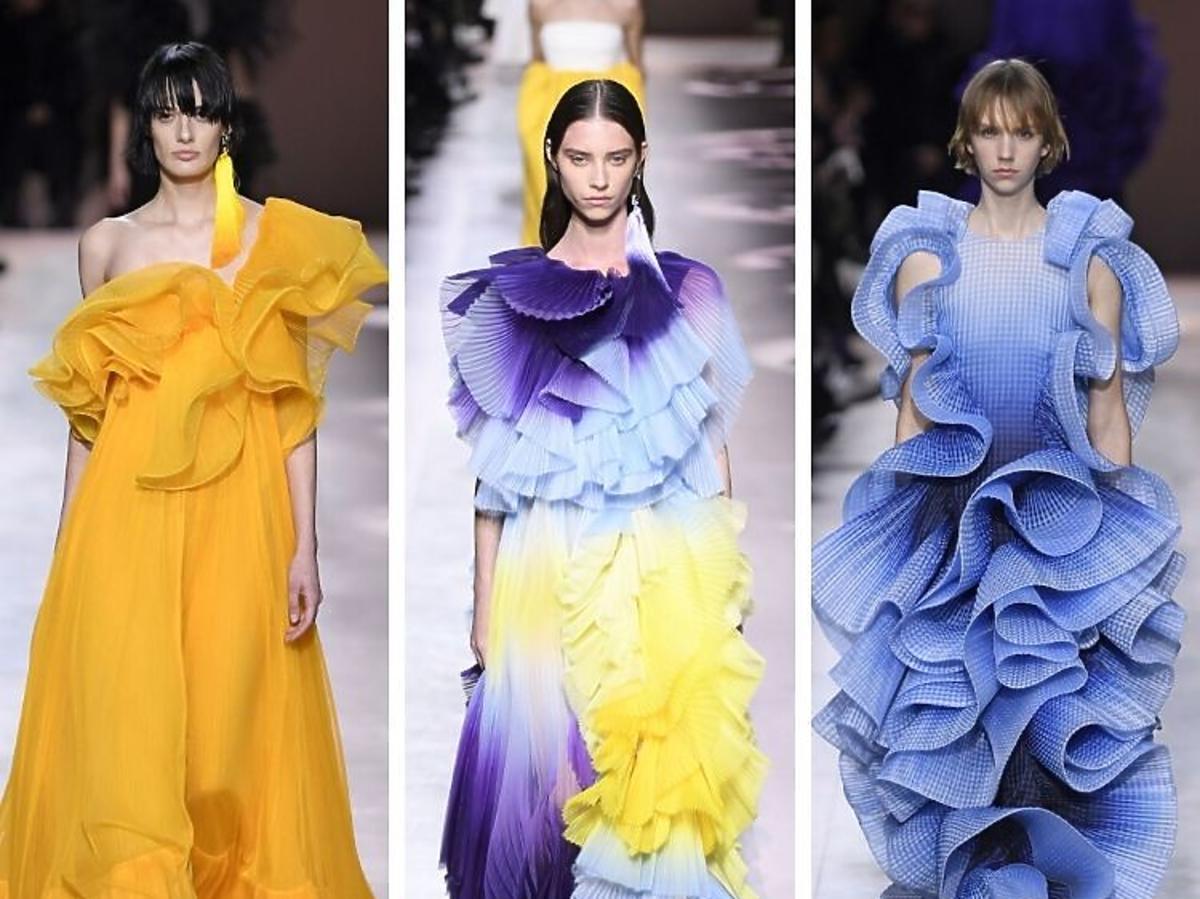Pokaz Givenchy wiosna-lato 2020