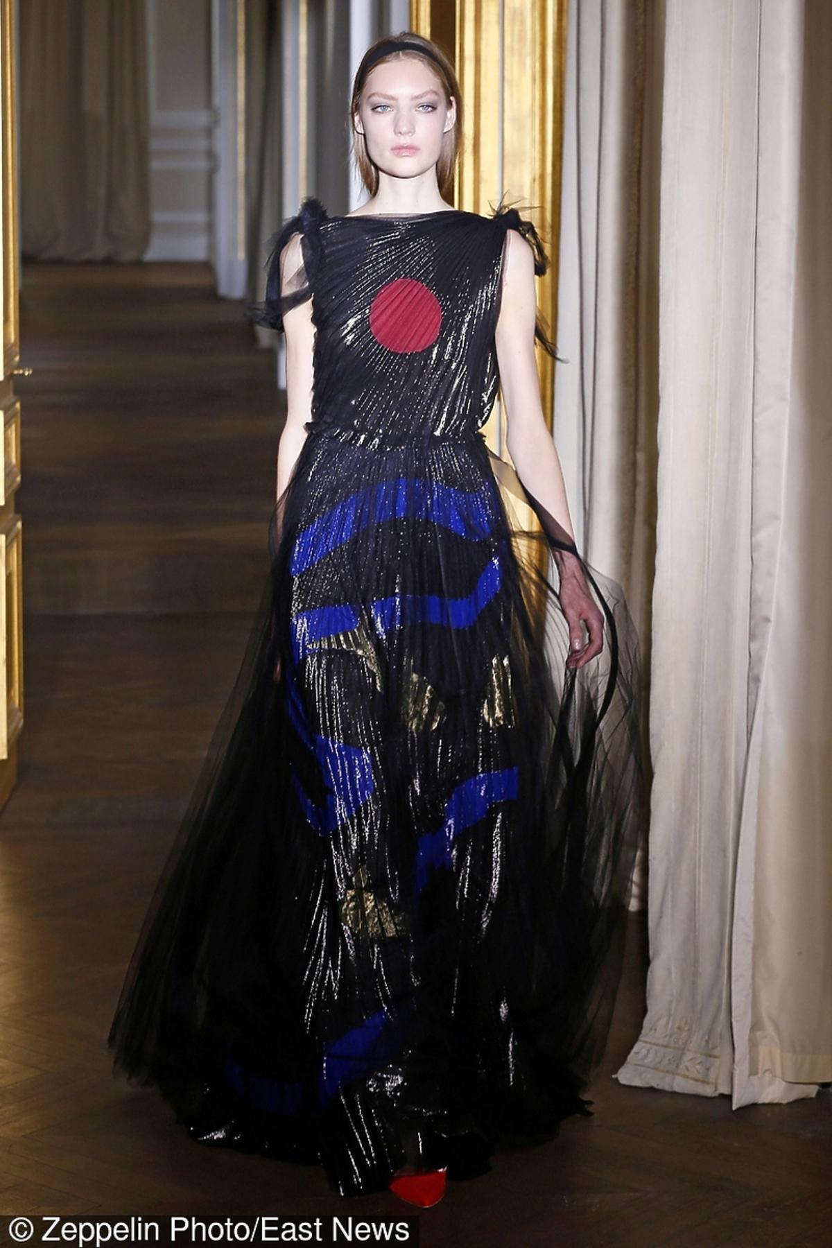 Pokaz Schiaparelli Haute Couture Paris Fashion Week, wiosna-lato 2017