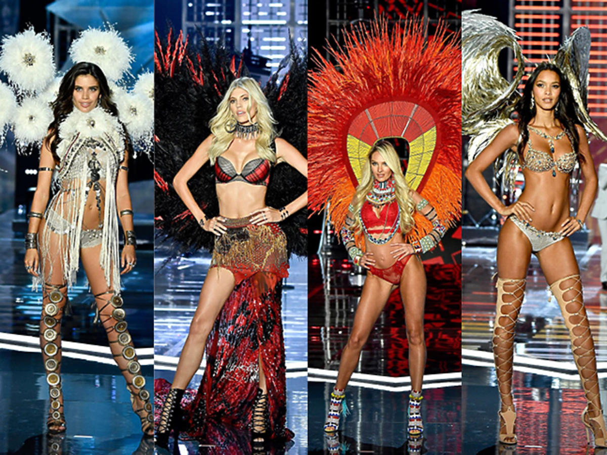 Pokaz Victoria's Secret 2017 w Szanghaju