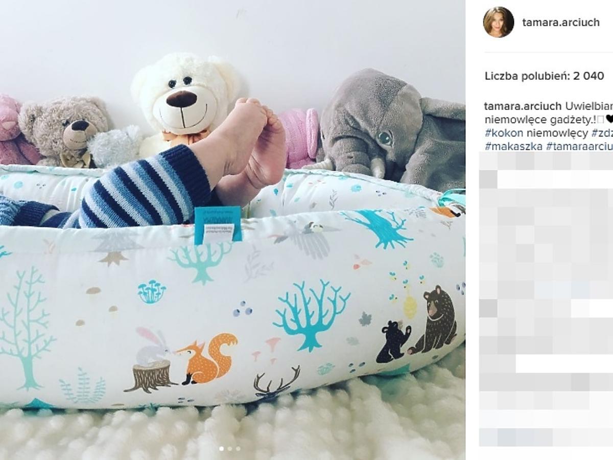 Pokój córki Tamary Arciuch