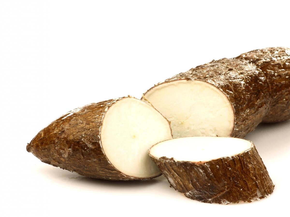 Pokrojony maniok