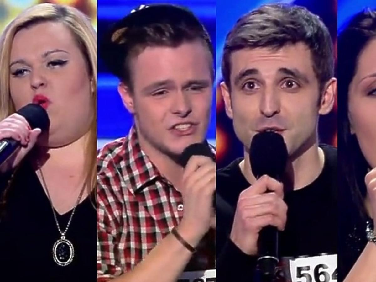 """Półfinaliści """"X Factor 3"""""""