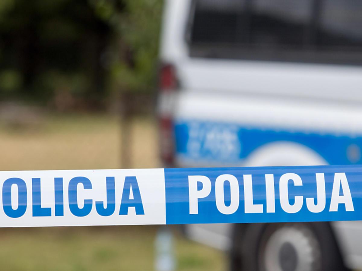 Policja, taśma policyjna