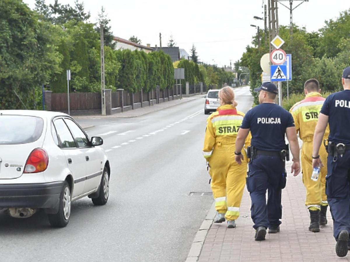 Policja wciąż poszukuje 5-letniego Dawida Żukowskiego