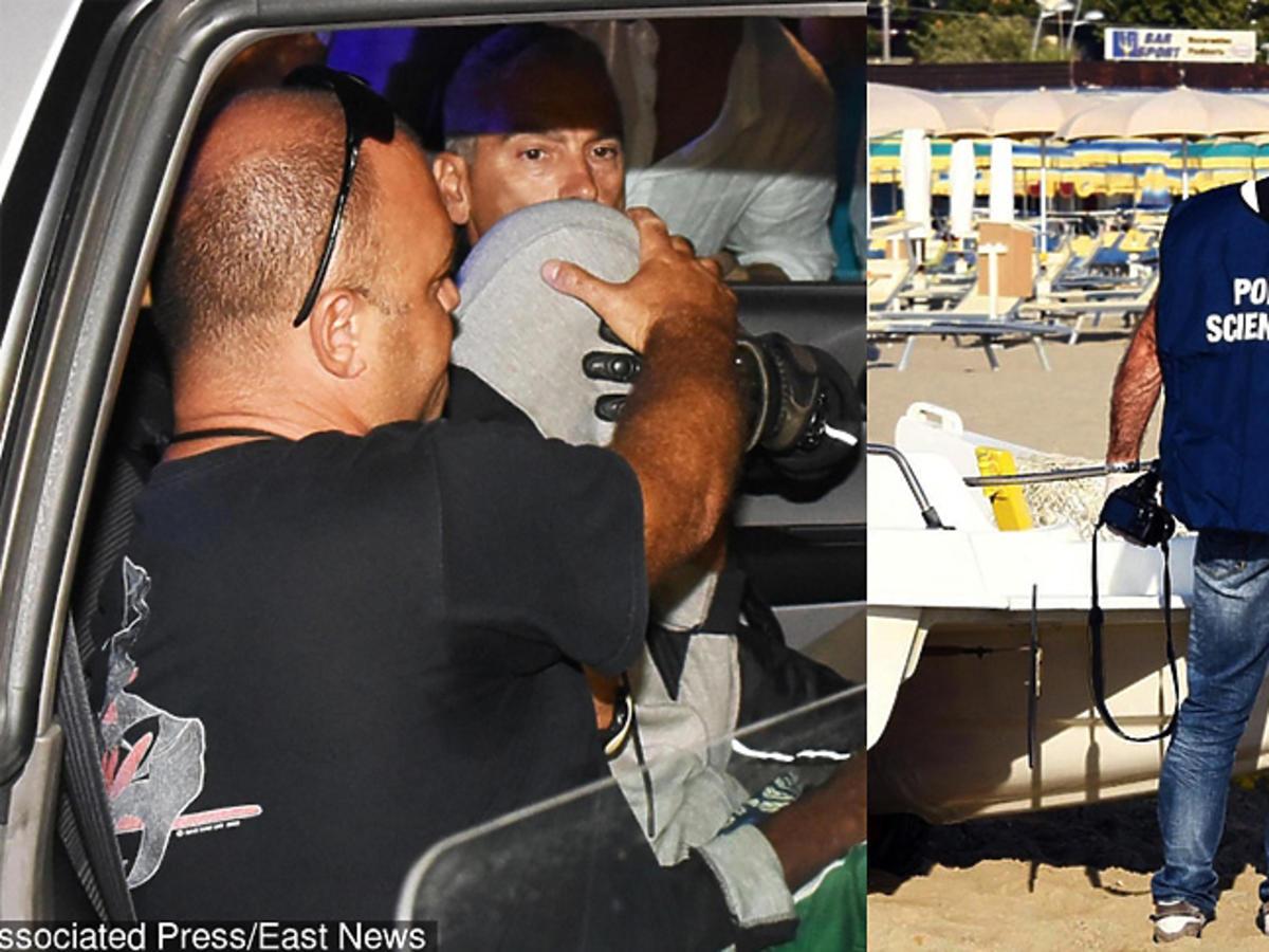 Policja złapała sprawców napadu na Polaków w Rimini