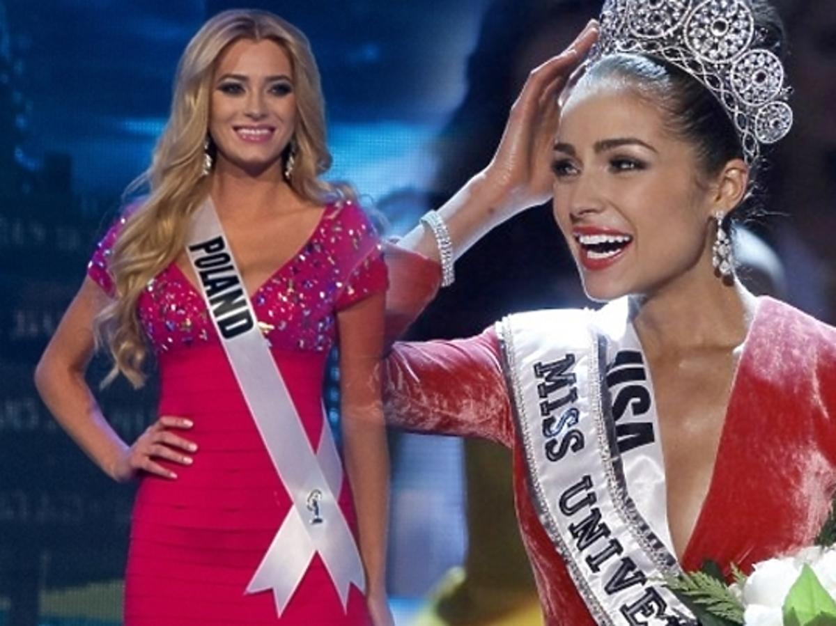 Polka Marcelina Zawadzka w TOP16 Miss Universe, Olivia Culpo wygrywa Miss Universe 2012