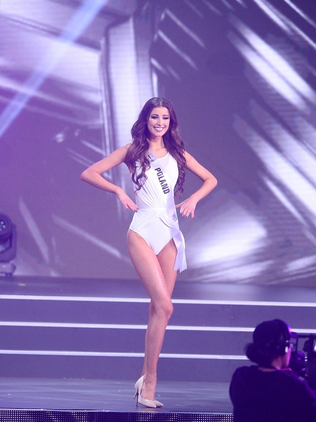 Polka Paulina Maziarz na Miss Supranational 2017