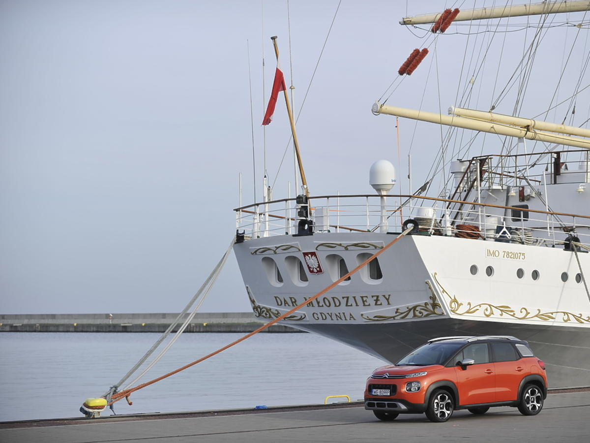 Polska premiera Citroena C3 Aircross