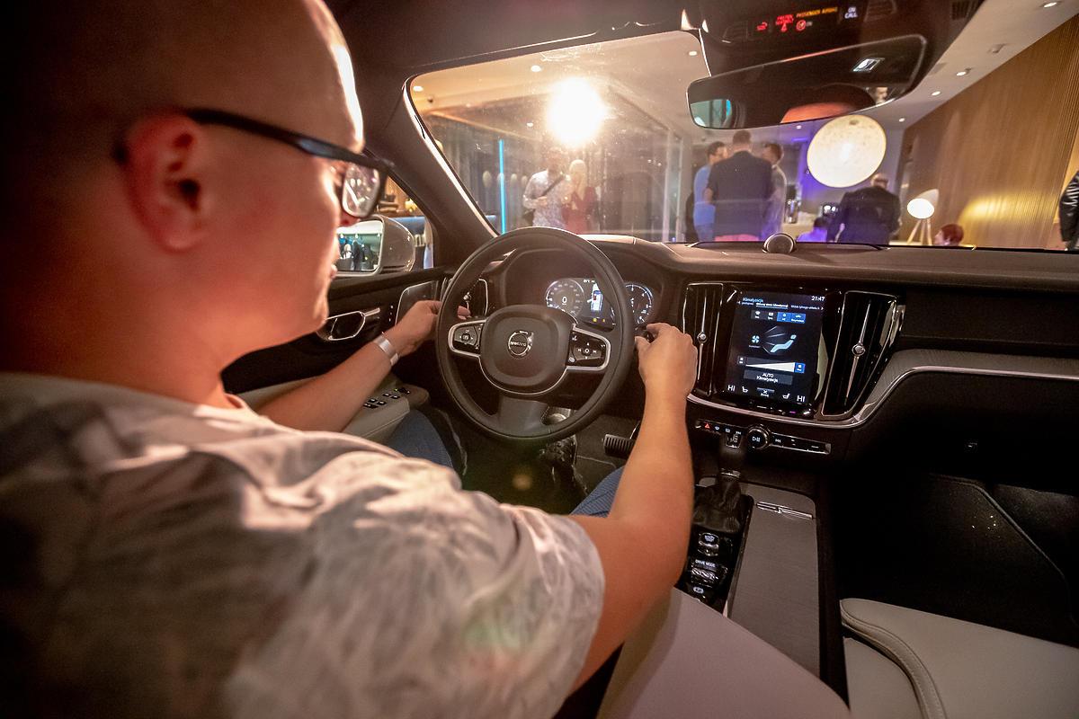 Polska premiera Volvo V60 Cross Country