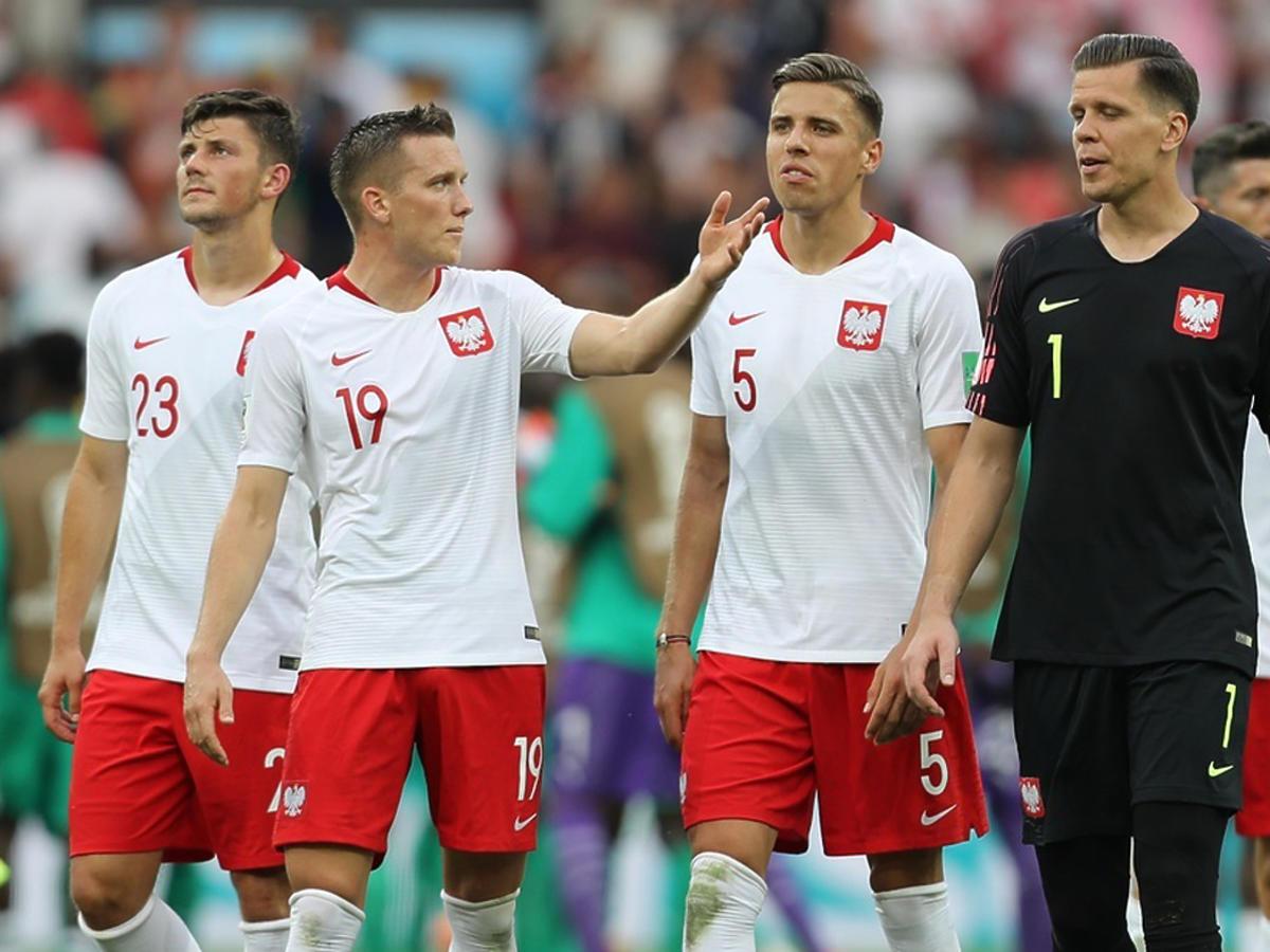 Polska-Senegal piłkarze załamani po meczu