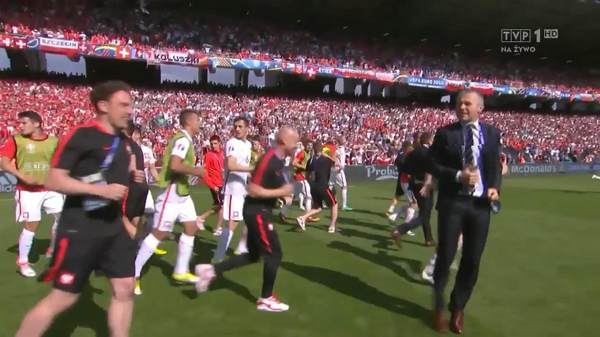 Polska - Szwajcaria na żywo Euro 2016