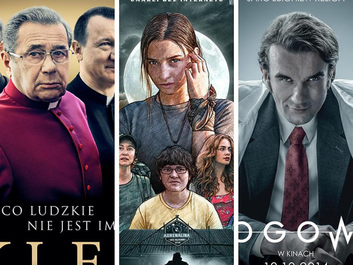 Polskie filmy na Netfliksie