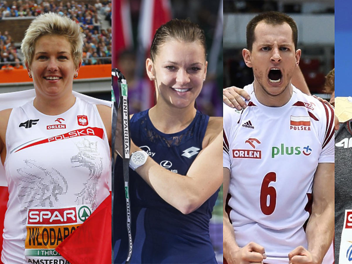 Polskie nadzieje medalowe na igrzyska w Rio 2016