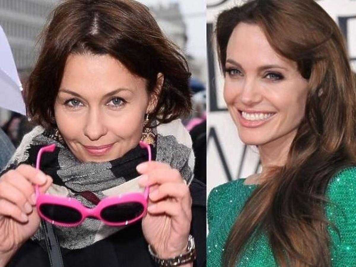 Popek krytykuje Angelinę Jolie