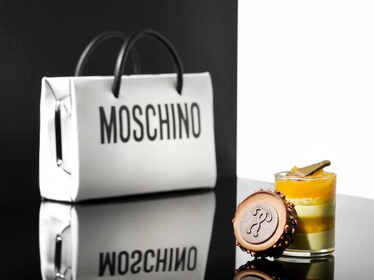 Popołudniowa herbatka Moschino x Ritz Carlton