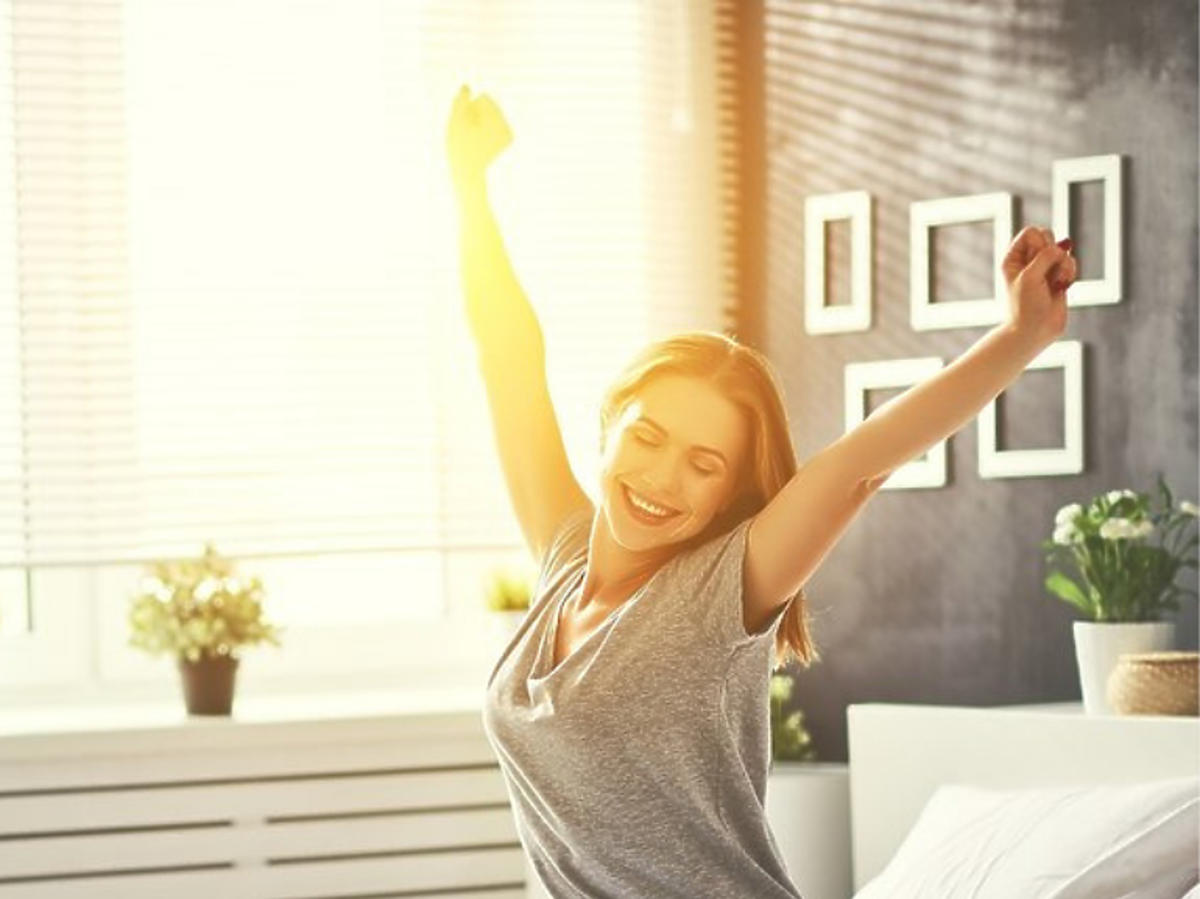 Poranne rytuały - sprawdź, jak dobrze zacząć dzień