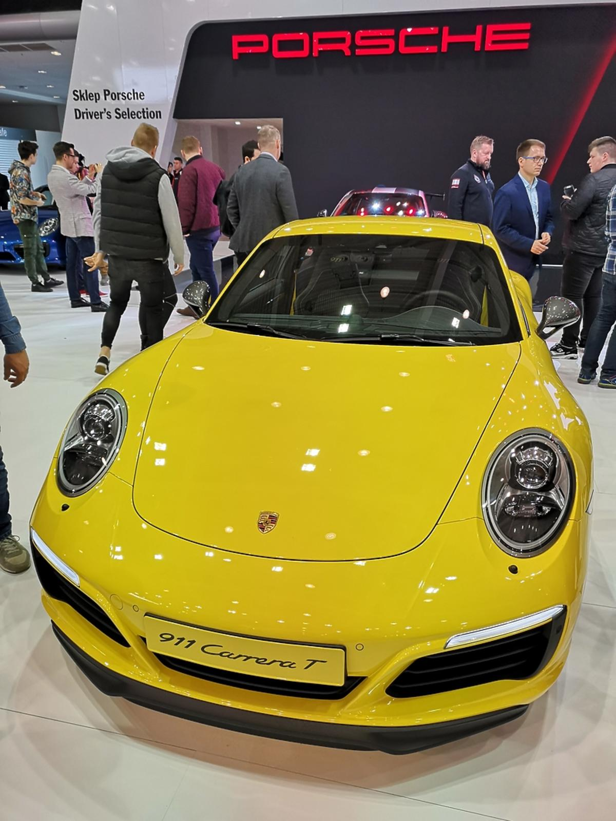 Porsche na Poznań Motor Show 2018