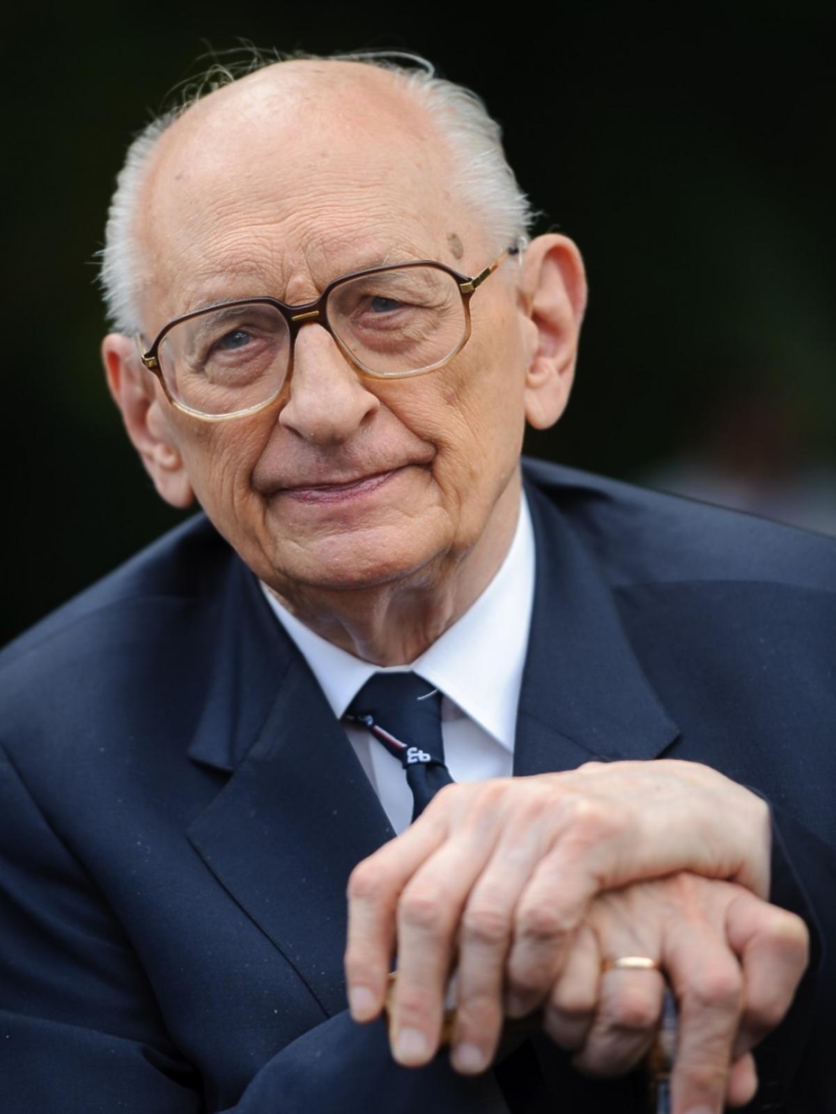 Portret Profesora Władysława Bartoszewskiego