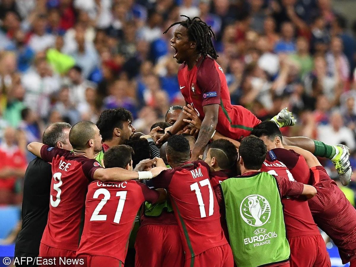 Portugalia Mistrzem Europy