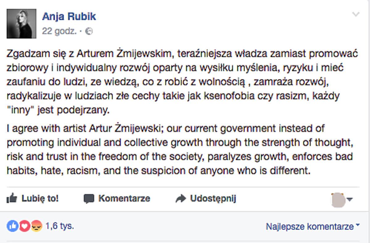 post Anji Rubik