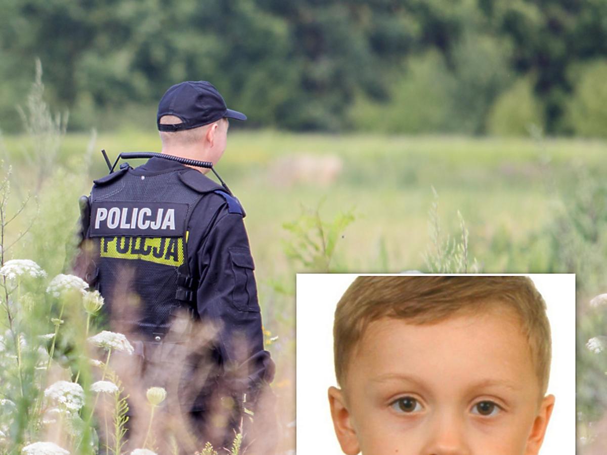 Poszukiwania 5-letniego Dawida Żukowskiego