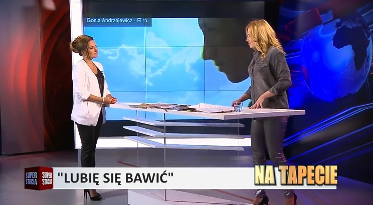 Powrót Gosi Andrzejewicz