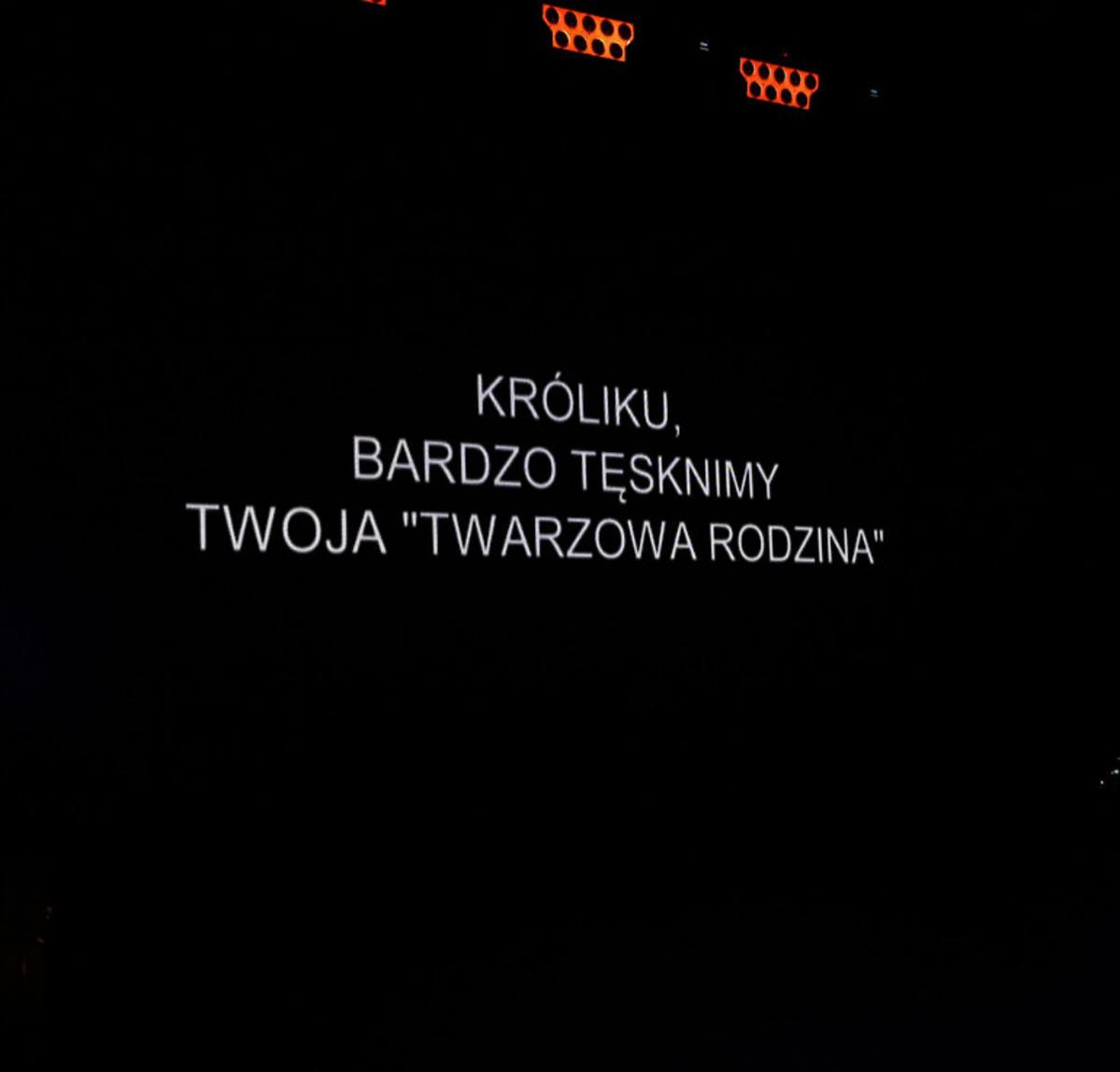 Pożegnanie Pawła Królikowskiego na ramówce Polsatu