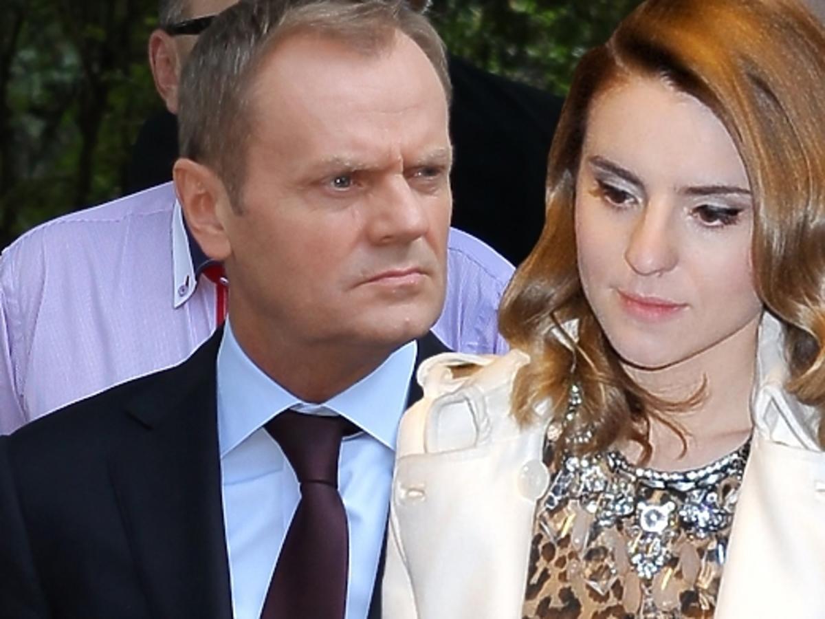 Premier Tusk tłumaczy się z ochrony dla córki