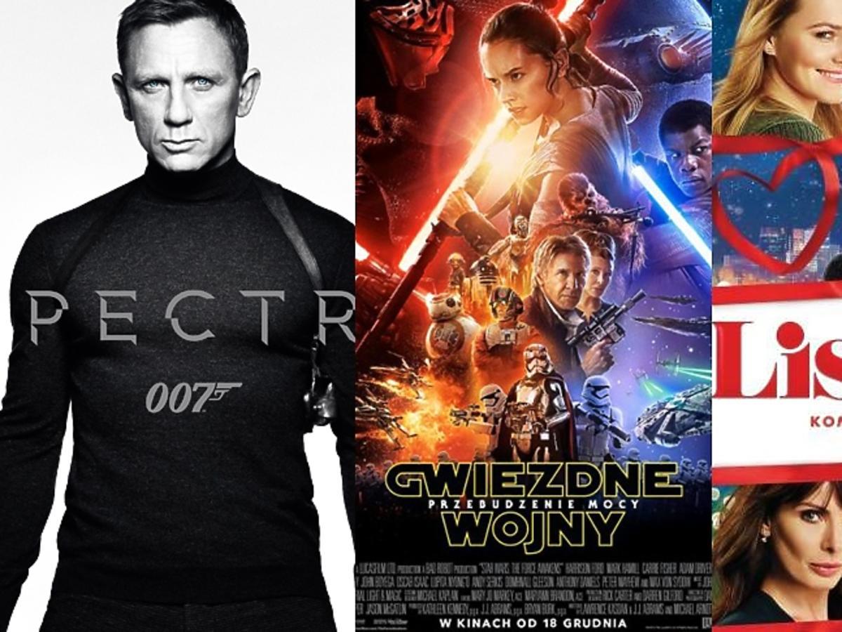 Premiera filmów James Bond, Gwiezdne Wojny, Listy do M. 2